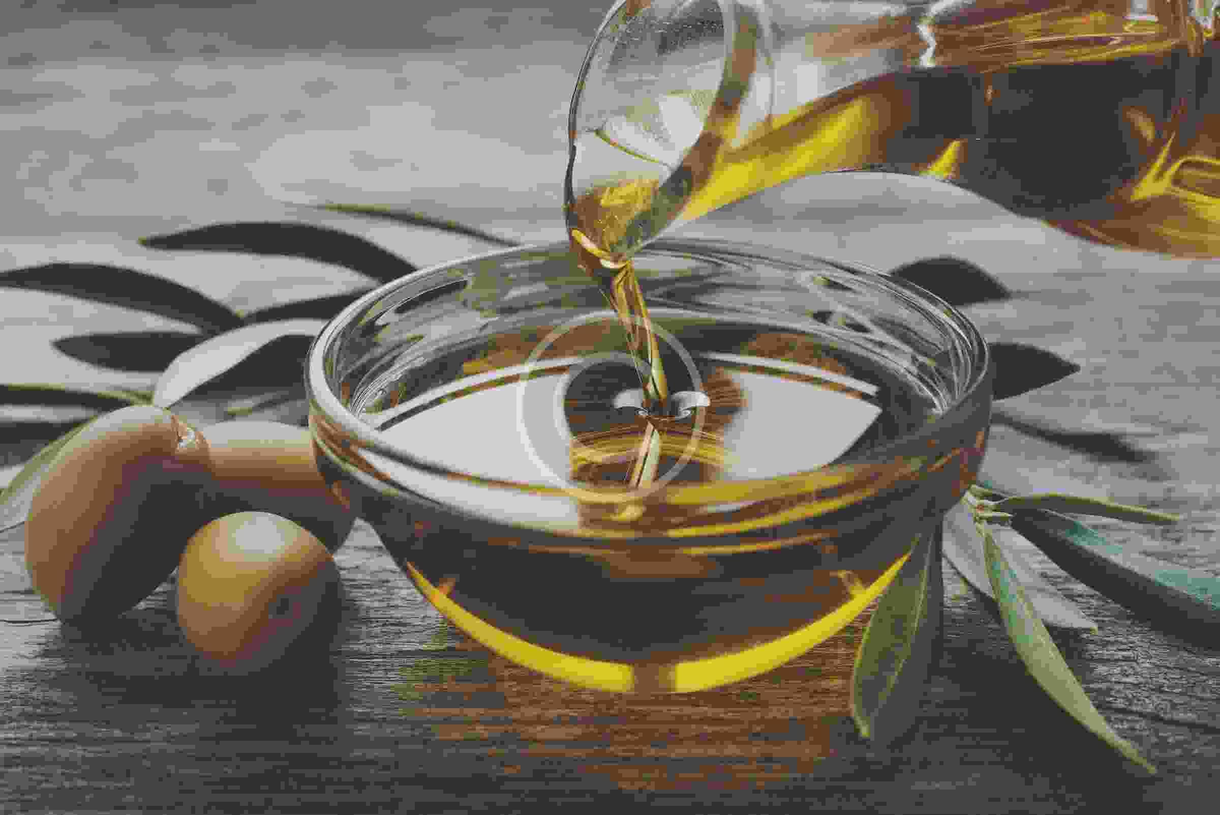 Olives sélectionnées